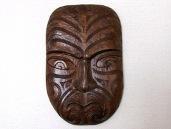 Maori woodcarvings