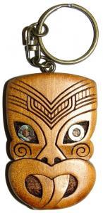 M09017 - Keychain Carved Wheku