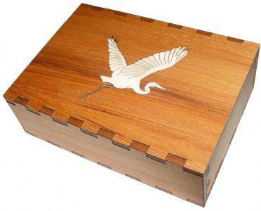 M09092 - Rimu Gift Box - Heron