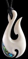 M02621 - Bone Carving Hei Matau