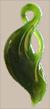 Maori Greenstone pendant